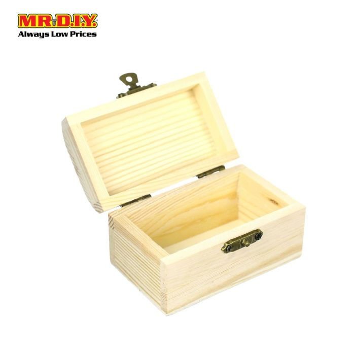 Small Wooden Box G0058 Mr Diy