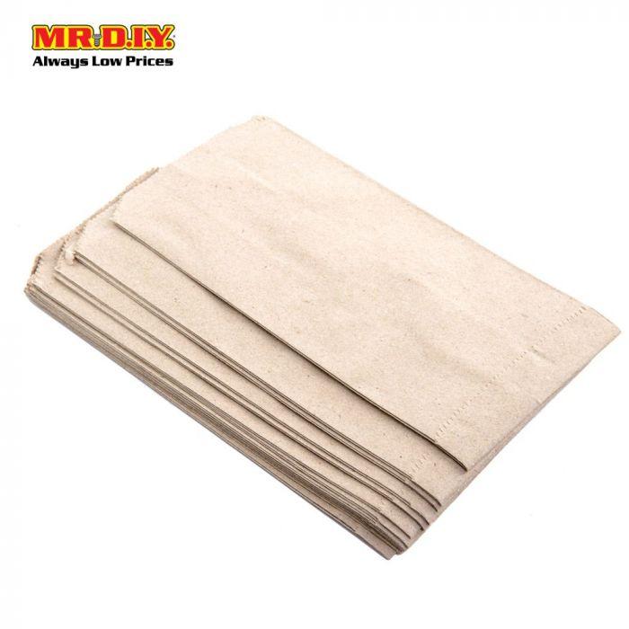 Mr Diy Brown Paper Bag 20pcs Mr Diy
