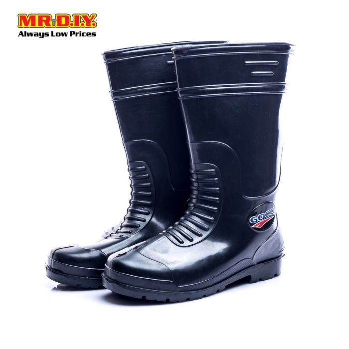 GOCO Safety Rubber Boots   MR.DIY
