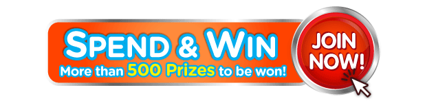 Spend and Win Contest - MR.DIY Malaysia