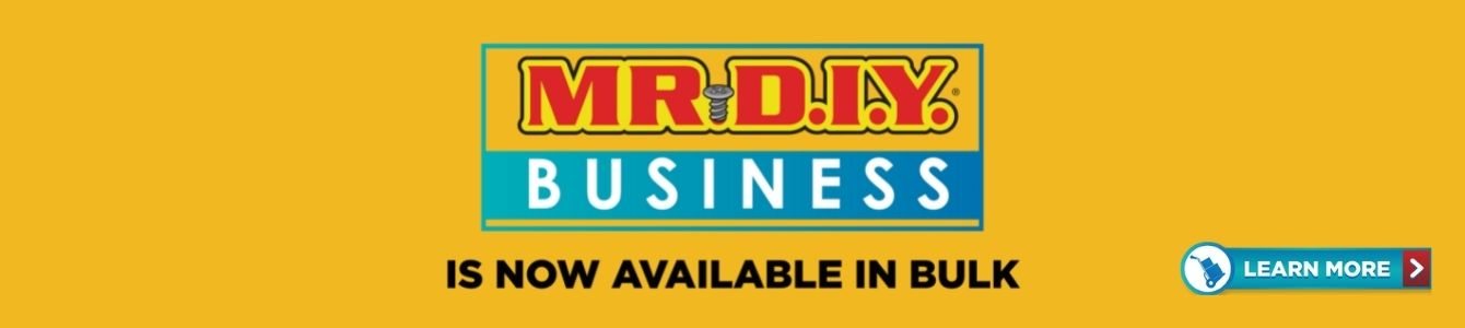 MR.DIY For Business