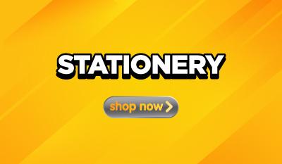 MR.DIY BRAND : STATIONERY